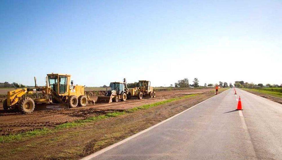 El gobierno de Vidal arregló más rutas  que la gestión de Scioli en ocho años