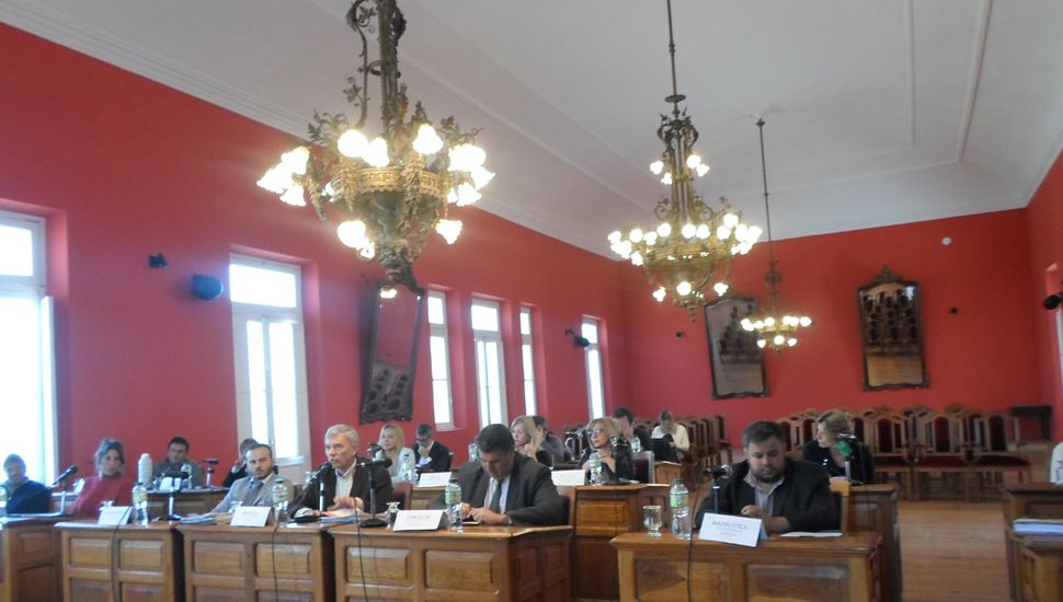 El Concejo Deliberante aprobará hoy un incremento de tarifas de taxis.
