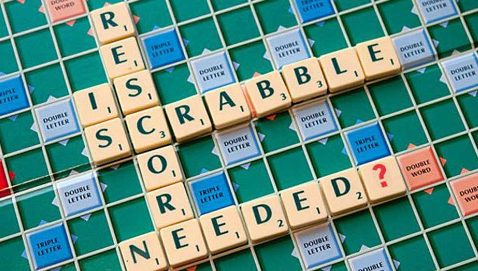 Scrabble, uno de los juegos que podrá practicarse y perfeccionarse.
