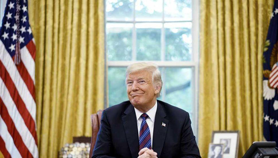 Trump contra Google: ahora acusa al gigante de dar solo  malas noticias sobre él