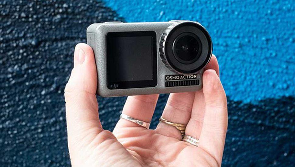 DJI Osmo Action: la cámara que amenaza la hegemonía de GoPro