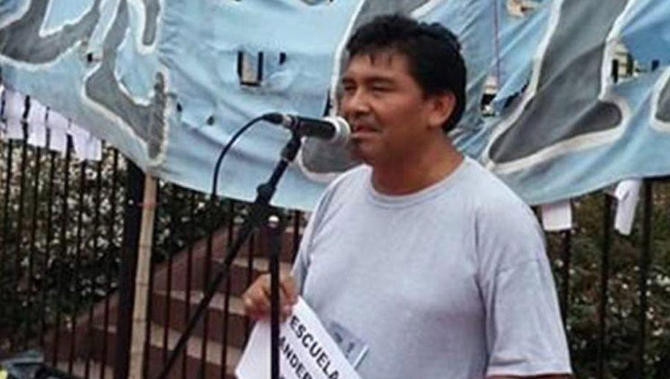 Falleció Agustín Navarro, otro referente social de la Villa 31