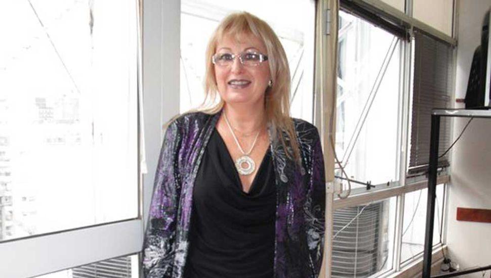 Alicia Iacuzzi.