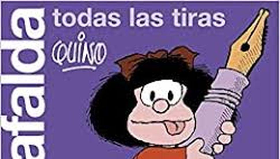 Mafalda boom de ventas