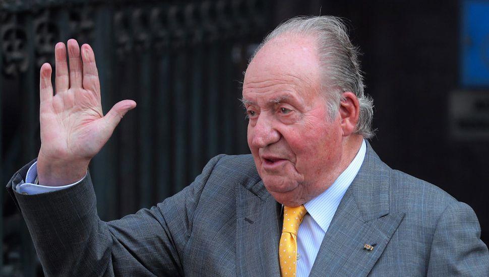 El rey Juan Carlos se instala  en República Dominicana