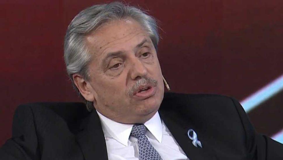 El oficialismo denunciará a Alberto Fernández