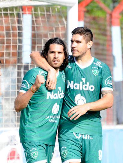 Pablo Magnín y Gabriel Graciani.