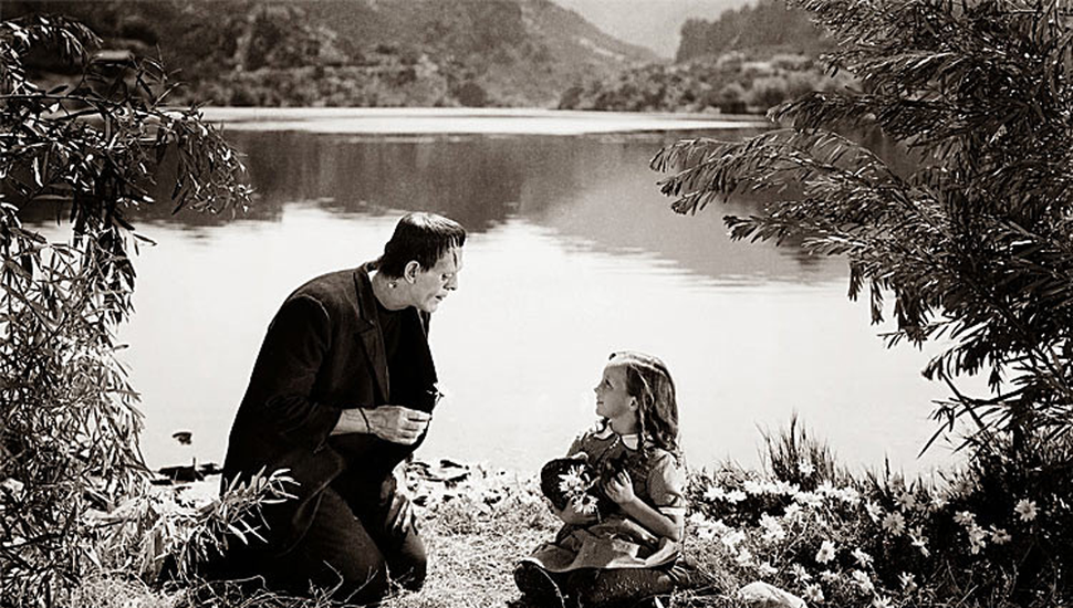 Frankenstein (1931) de James Whale.