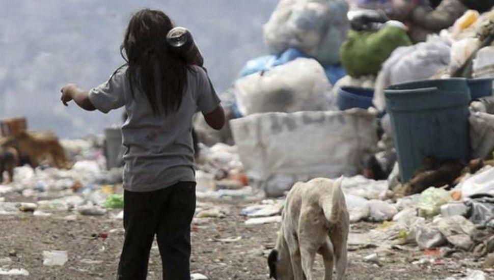 Según la UCA, la pobreza se profundizó en 2018 y afecta al 31,3% de los argentinos
