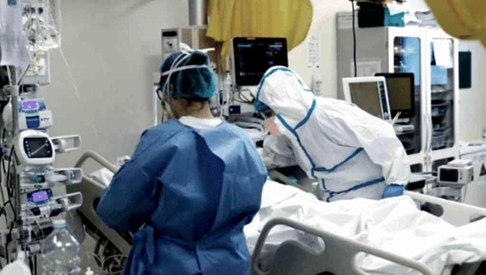 La ocupación de camas de terapia intensiva es del 50% en la provincia de Buenos Aires