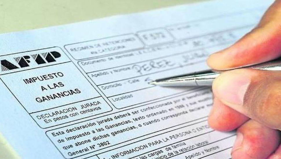 A cuánto sube el mínimo de Impuesto a las Ganancias de 2019