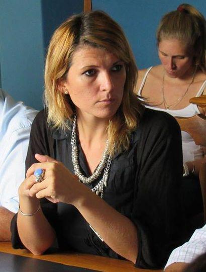 Maia Leiva, edil de Unidad Ciudadana.