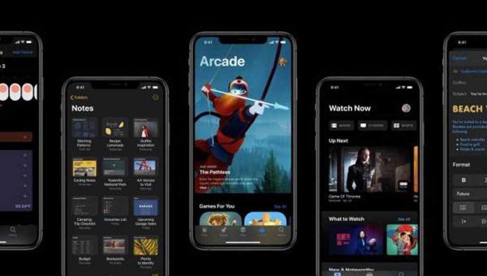 La nueva versión de Apple iOS 13 dejará obsoleto al iPhone 5 y 6