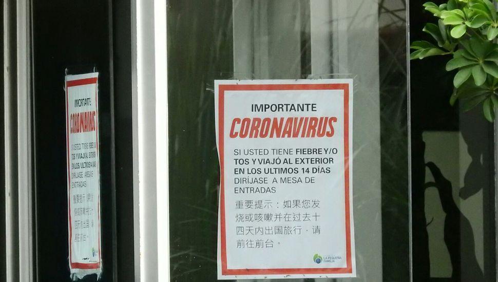Nuevos protocolos de bioseguridad por la pandemia.
