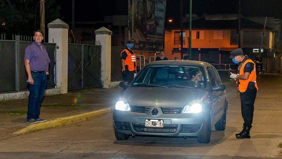 Desde las áreas de Seguridad y Control Ciudadano se refirieron al trabajo especial que llevan adelante en tiempos de pandemia.