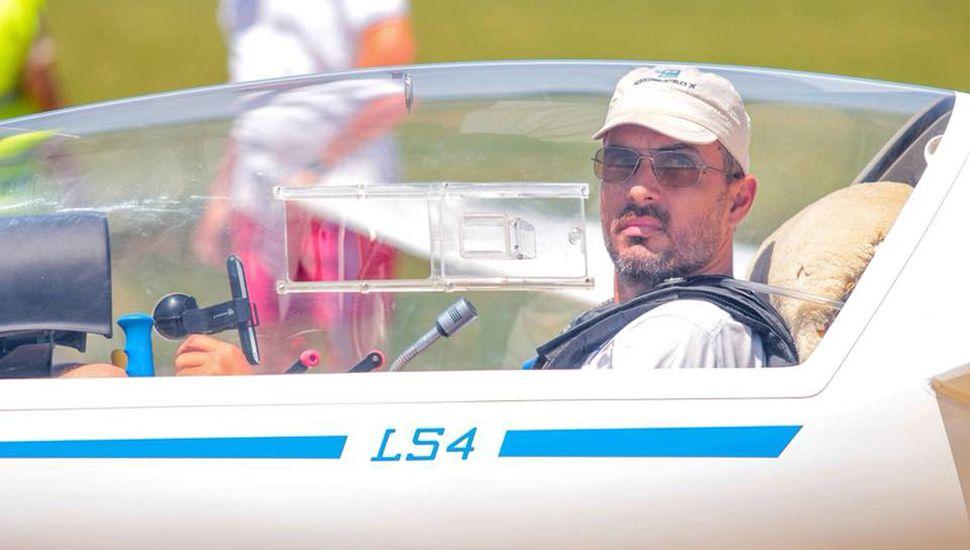 El piloto juninense representará a la Argentina en la Clase Club.