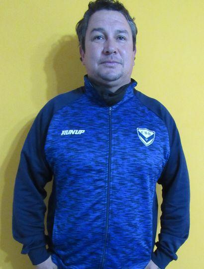 """Cristian Edgardo Luis """"Cascote"""" Moreno"""