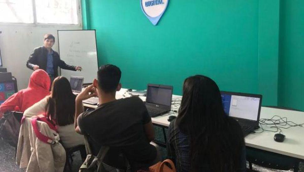 Chacabuco: estos son los nuevos talleres de verano en Punto Digital