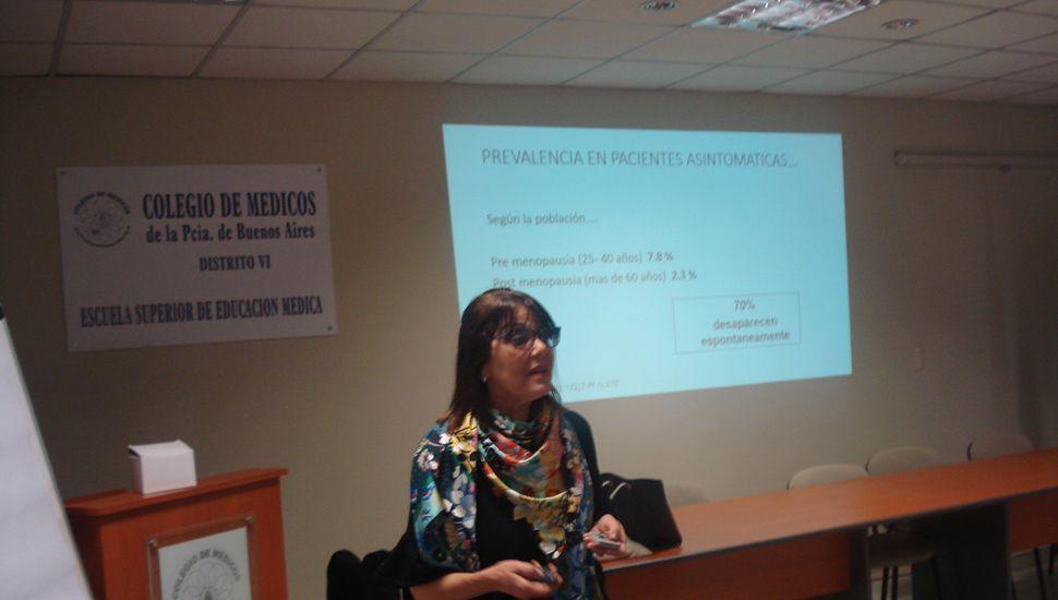 Dra. Myriam Perrotta.