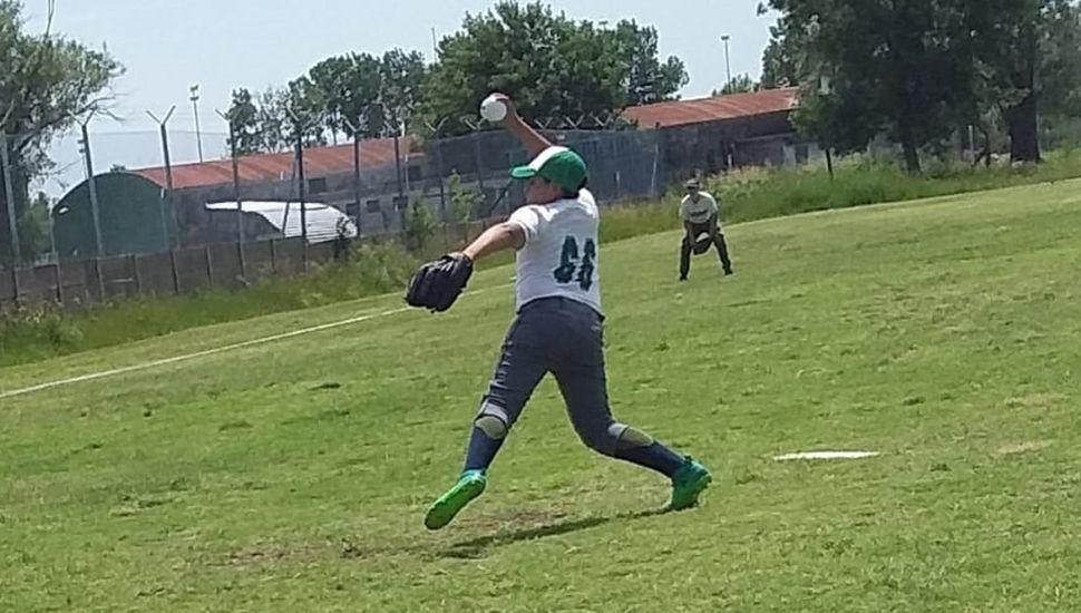 Softbol en Junín