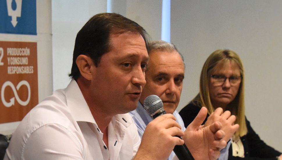 Serenal anunció un paquete de medidas económicas para los linqueños