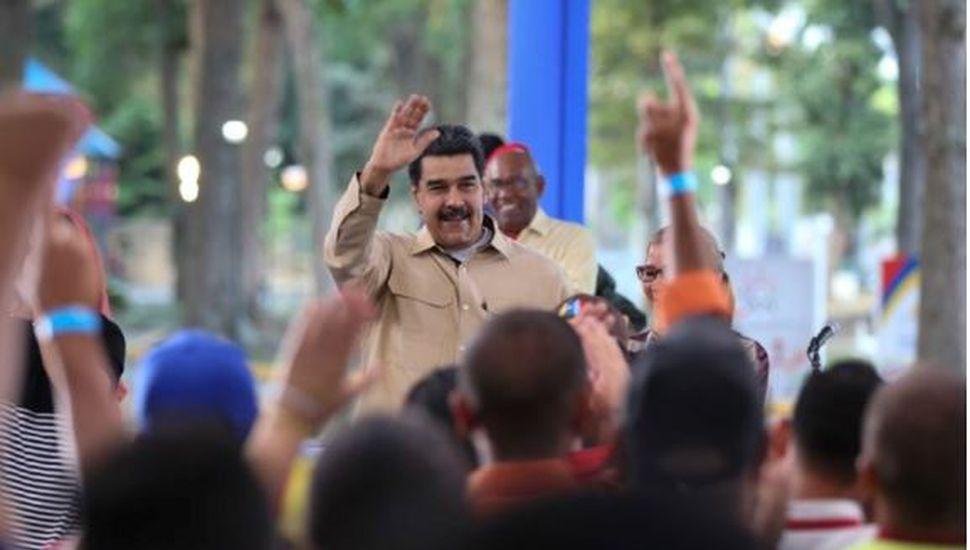 """Nicolás Maduro: """"Vamos a cortarle la cabeza a quien haya que cortársela"""""""