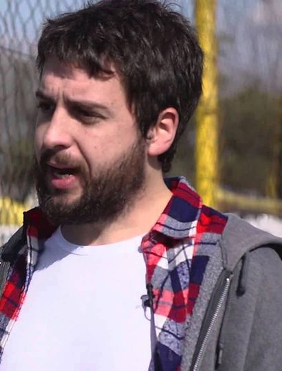 "Federico Peretti, director de la serie documental ""El otro deporte"