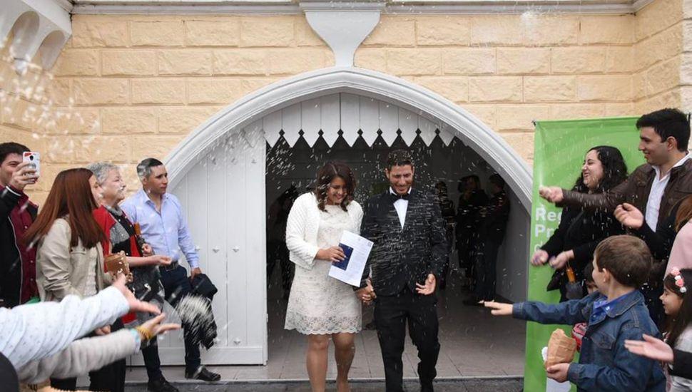 La primera de estas bodas será el 21 de agosto y se realizará en República de los Niños.