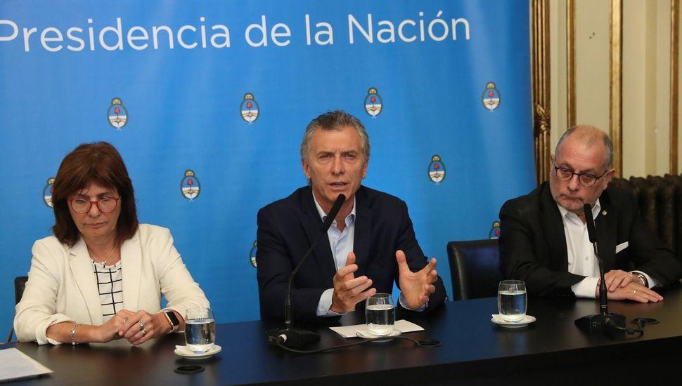 """Macri aseguró que """"ya está empezando a bajar la inflación"""""""
