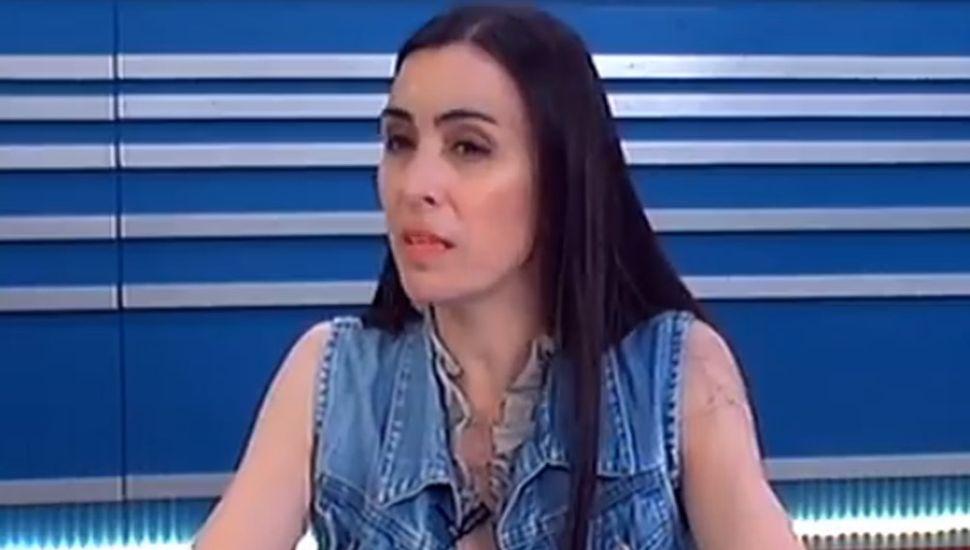 María Eugenia Alvear brindó detalles del espectáculo de hoy.