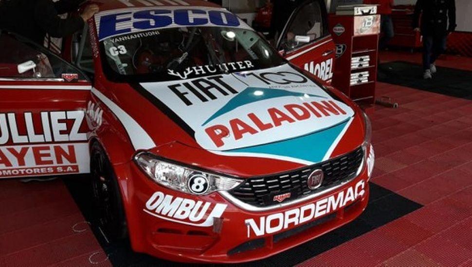 Habrá renovación en el equipo Fiat de la categoría Turismo Nacional.