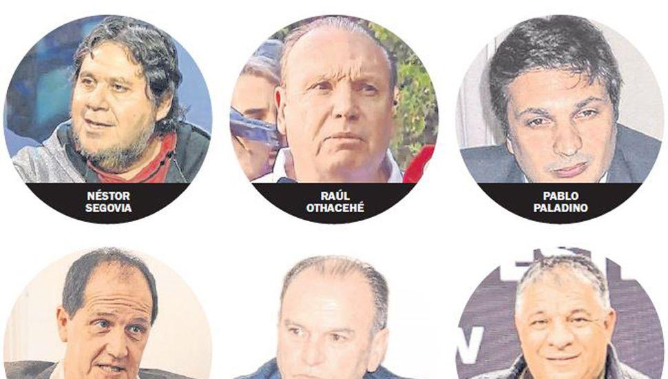 """Ex intendentes, dirigentes conocidos y un metrodelegado, """"víctimas"""" de la lapicera K"""