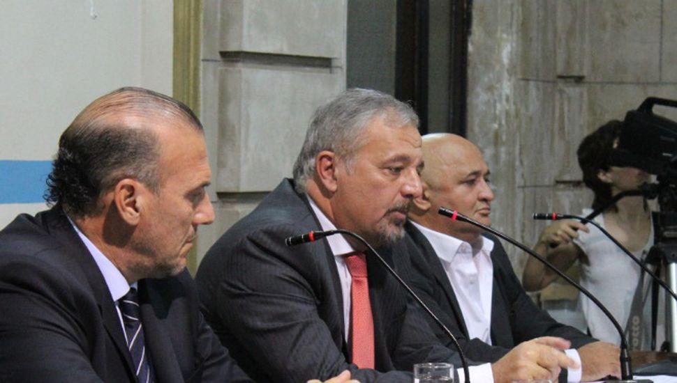 Rossi participa de un programa de innovación agropecuaria