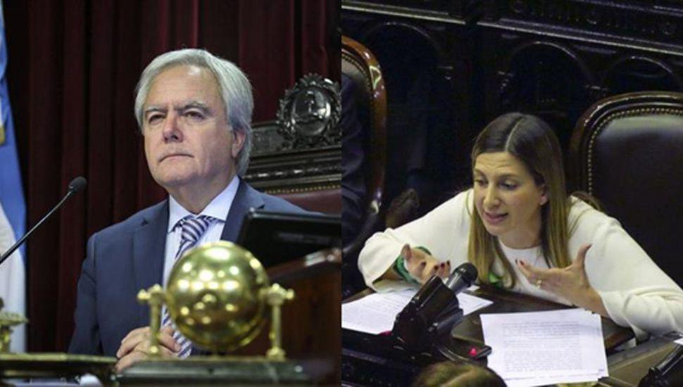 """Grieta en Cambiemos por aborto: Pinedo le pidió """"bajar un cambio"""" a Lospennato"""