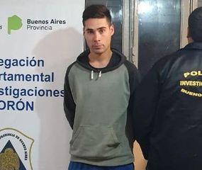 Cofiño fue arrestado en el conurbano bonaerense.