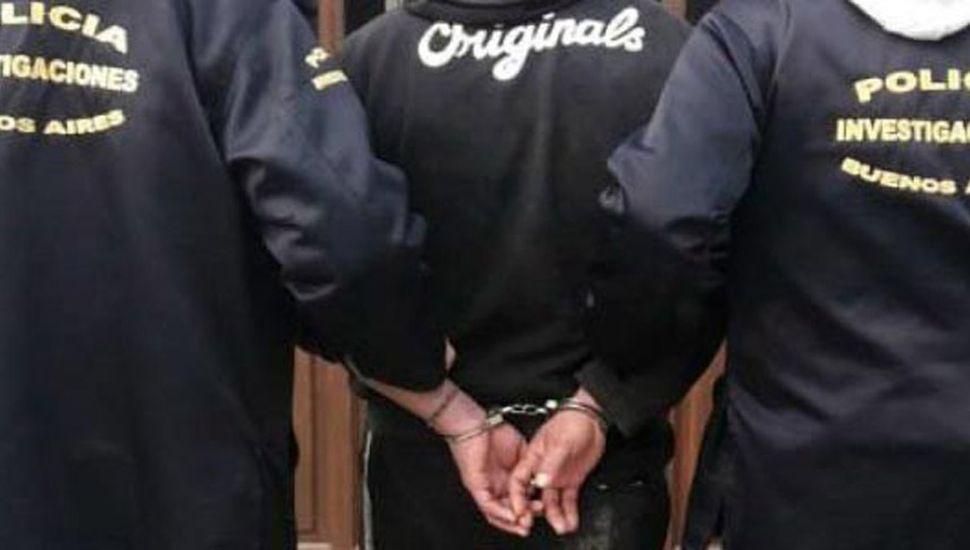 """El aprehendido por un caso de """"abuso sexual"""" fue atrapado por personal de la DDI."""