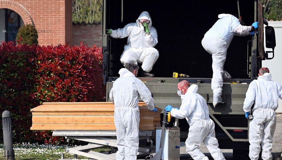 Italia es el país con más muertes causadas por la pandemia de coronavirus.