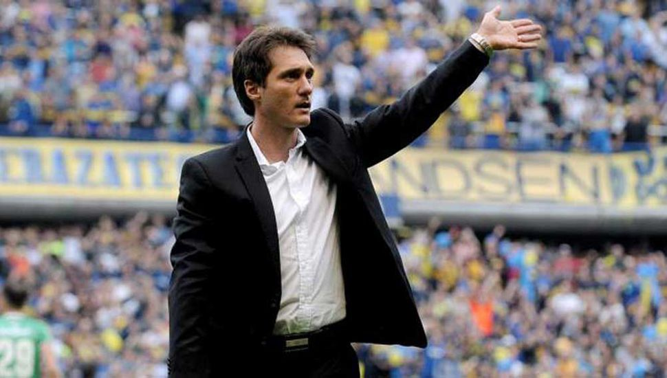 Barros Schelotto no es más técnico de Boca