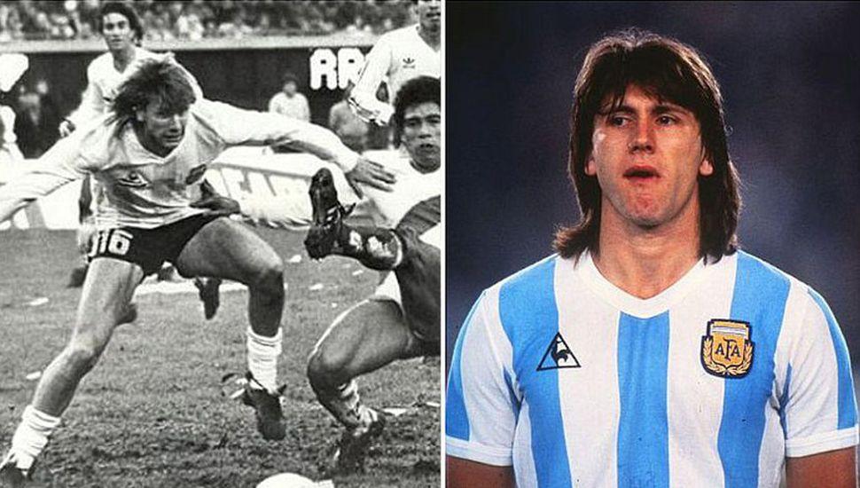 El ex Sarmiento, Ricardo Gareca, habló de su paso por la Selección.