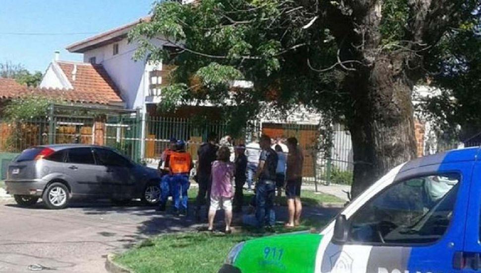 El oficial Horacio Elías Godoy disparó su arma y mató al médico Ricardo Tassara.