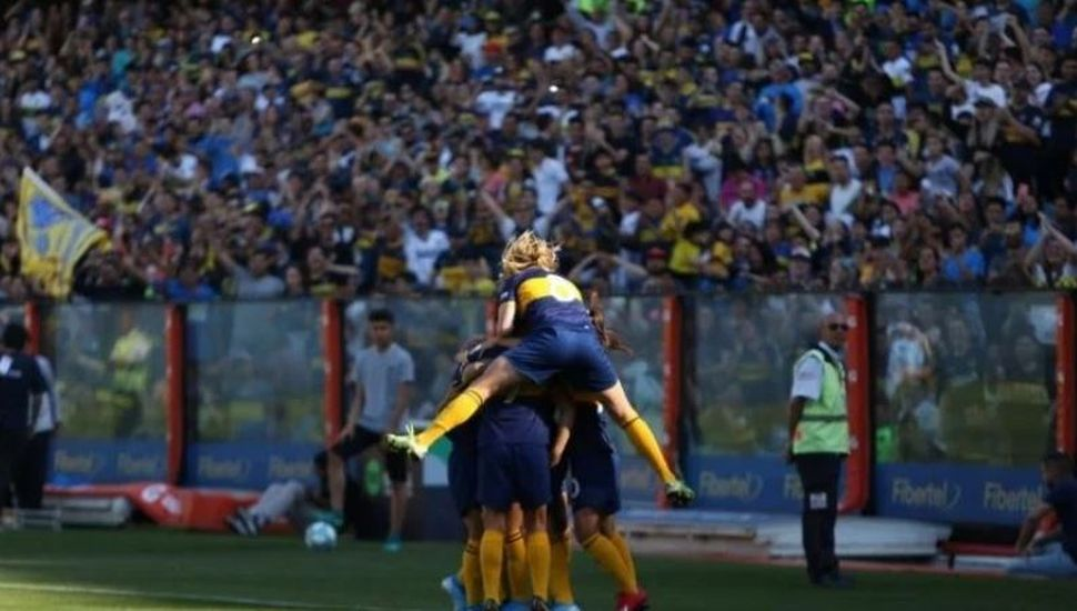 Superclásico femenino: Boca goléo a River 5-0