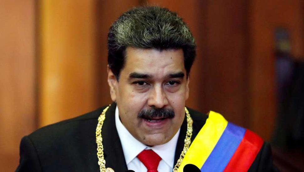Nicolás Maduro juró en Venezuela  y la OEA no reconoce su mandato