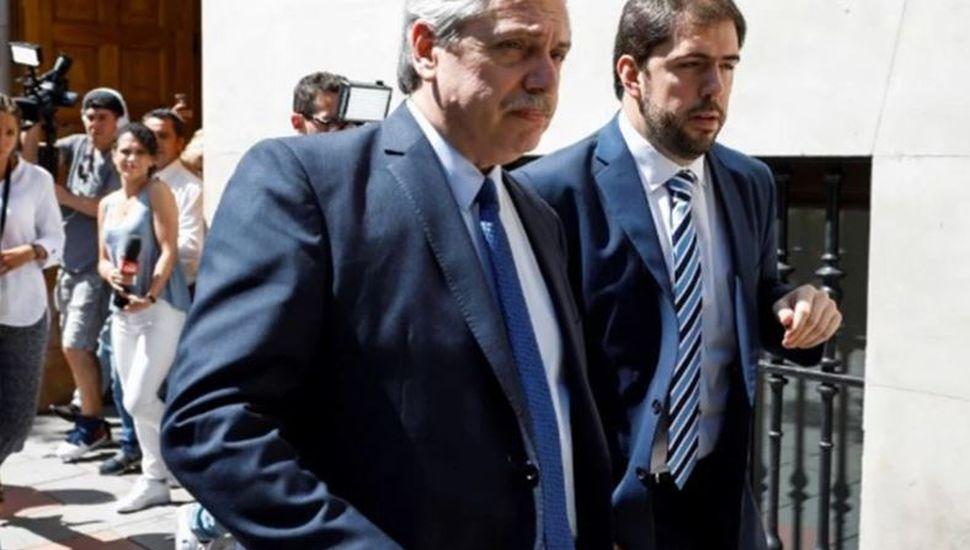 """Alberto Fernández, sobre la deuda: """"No nos pidan que lo hagamos con el sacrificio de los argentinos"""""""