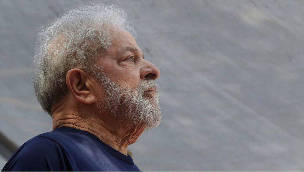 """Lula: """"Estoy preso por un crimen que nunca existió"""""""