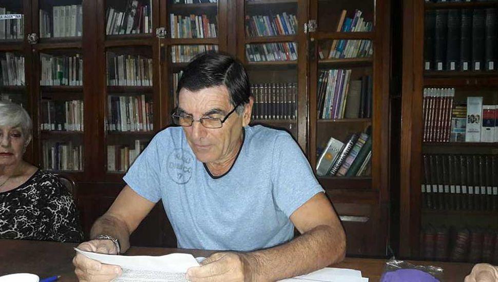 José Racero.