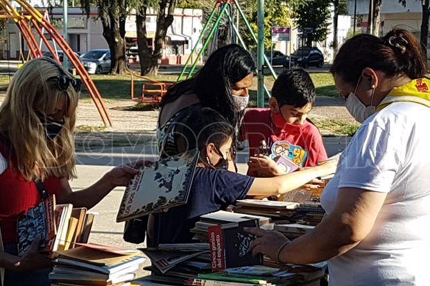 Feria del Libro Solidaria