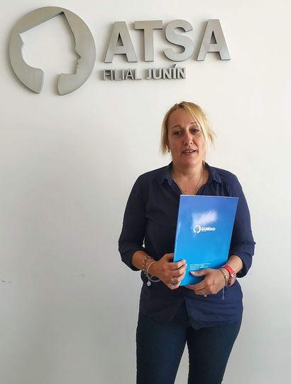 """Karina López: """"No hay que naturalizar los casos de violencia y acoso laboral"""""""