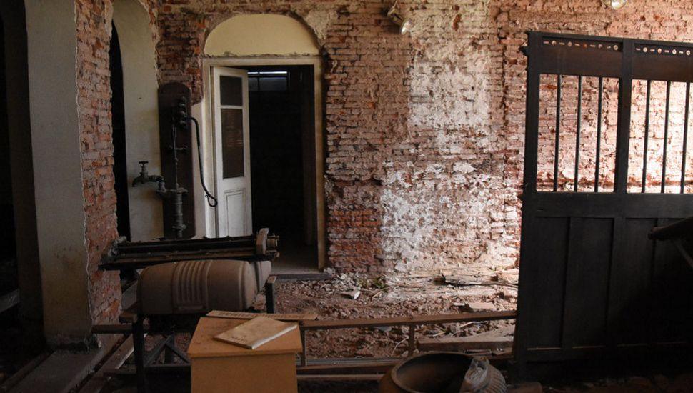 Se pone en marcha la reforma y ampliación del Museo Histórico Municipal