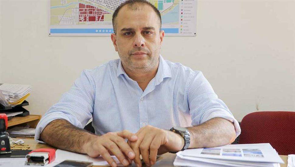 Dr. Fernando Scanavino, titular de la Dirección General de Defensa de los Consumidores y Usuarios