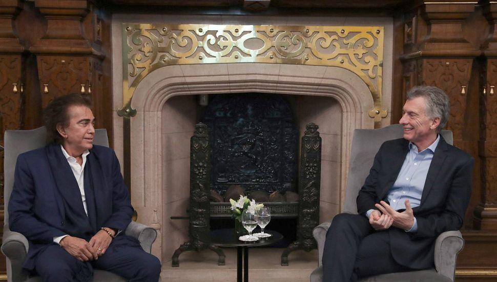 """Macri se refirió al """"palazo"""" en las urnas y pidió que hable Cristina"""